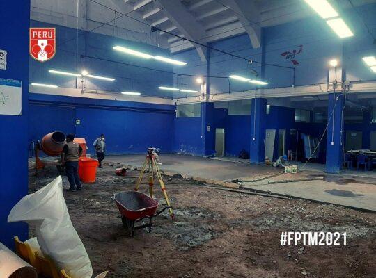 Remodelacion FPTM