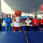 Exhibición y Talleres de Tenis de Mesa FPTM – Legado Lima 2019