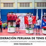 Tenis de Mesa: Perú logra bronce por Equipos en el Panamericano de R. Dominicana