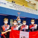 Perú logra bronce por Equipos en el Panamericano de República Dominicana